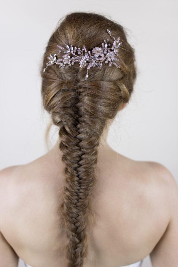 Twilight Design Hair Clip