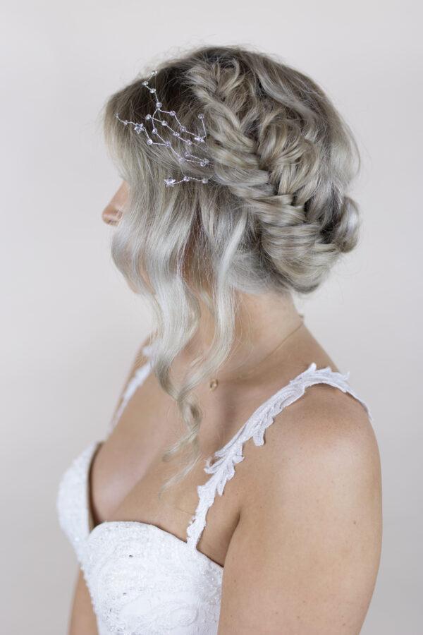 Richard Designs Constellation Hair Vine