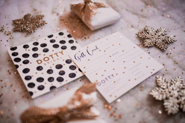 Dotty Gift Voucher