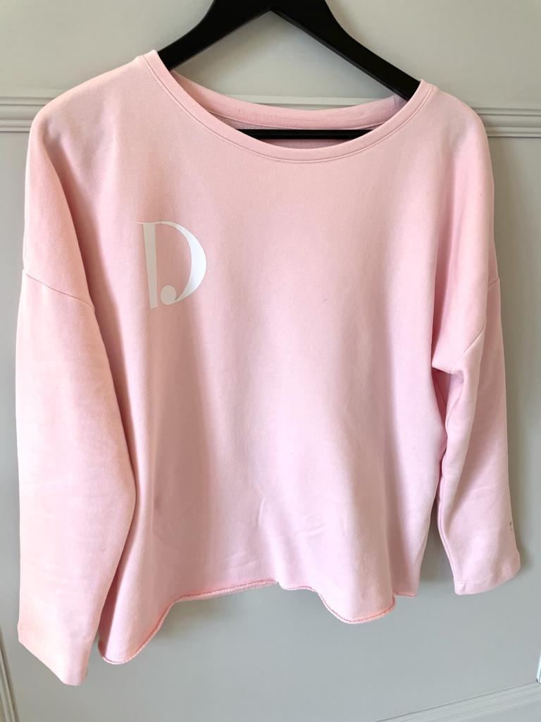 Dotty Oversized Sweatshirt