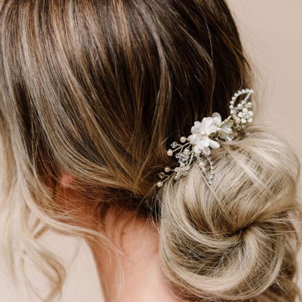 Meadowsweet Hair Comb